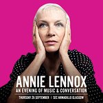 Annie Lennox – An Evening of Music and Conversation in Glasgow