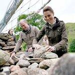 The Duke and Duchess of Cambridge Visit Farming Communities In Cumbria