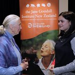 LTTS Special, Part 2: Dr. Jane Goodall in New Zealand