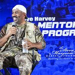 Steve Harvey Hosts Successful Mentoring Program For Over 200 Young Men