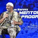 Steve Harvey Hosts Successful Mentoring Program For Over 200 Young Men