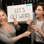 Your Chance To Join Charlize Theron and June Diane Raphael for Karaoke