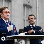 Elton John Receives French Order Of Merit