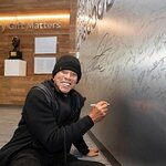 Smokey Robinson Visits Kids at St. Jude Children's Research Hospital