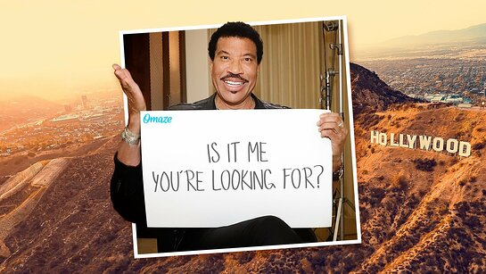 Your Chance To Say Hello To Lionel Richie