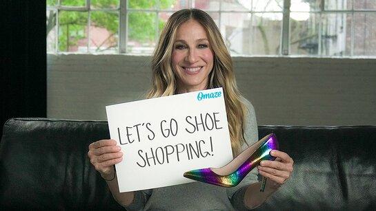 Go Shoe Shopping with Sarah Jessica Parker