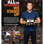 Stand Up To Cancer and Major League Baseball Launch Star-Studded New PSAs