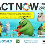 The United Nations and The Angry Birds Movie 2 Join Forces on the ActNow Campaign