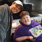 Wish Kid Meets Seth MacFarlane