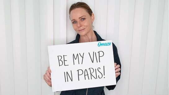 Meet Stella McCartney and Sit Front Row at her Paris Fashion Week Show