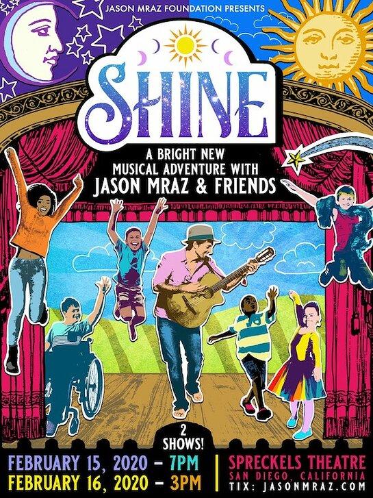 Jason Mraz Shine