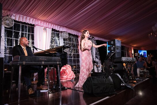 Alexa Ray Joel Performs at Northwell Health's First Summer Hamptons Evening