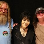Joan Jett Meets W.O.L.F. Sanctuary Staff And Volunteers