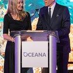 Ted Danson and Alexandra Cousteau Headline Oceana's SeaChange Summer Party