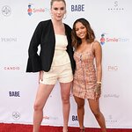 Smile Train's Annual Pool Party Hosted by Karrueche Tran with Beats By Ireland Baldwin