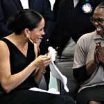 mothers2mothers Hosts HRH The Duchess of Sussex In South Africa
