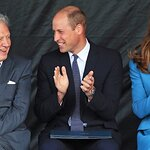 Duke and Duchess of Cambridge Attend Naming Ceremony For RRS Sir David Attenborough