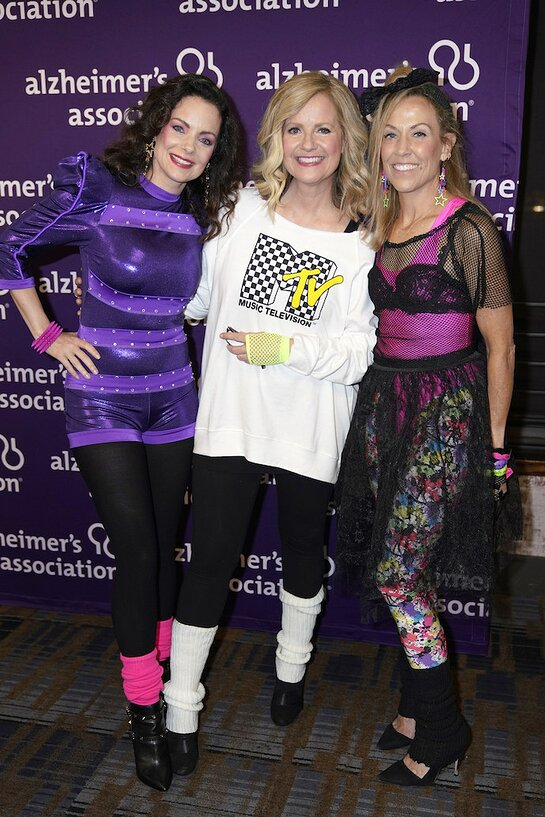 Kimberly Williams-Paisley, Bonnie Hunt and Sheryl Crow