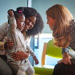 Duchess of Cambridge Visits Sunshine House