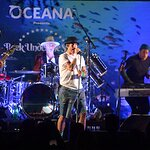 Red Hot Chili Peppers Headline Oceana's 4th Annual Rock Under The Stars