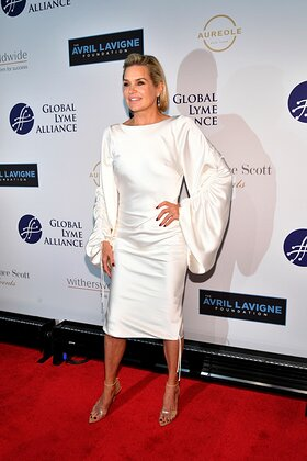 Yolanda Hadid attends Global Lyme Alliance New York Gala
