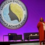 Queen Latifah Hosts American Evolution Women's Achieve Summit In Richmond, Virginia