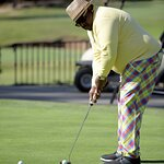 Cedric the Entertainer Hosts 20th Emmys Golf Classic Raising Over $300,000 for Television Academy Foundation