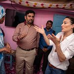Claire Forlani Joins The Union to End TB in India