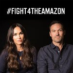 Megan Fox and Brian Austin Green Co-Host PUBG MOBILE #FIGHT4THEAMAZON Campaign