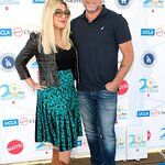Tori Spelling Attends 20th Annual Party On The Pier