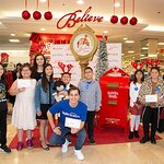 Jake T. Austin Joins Macy's To Kick Off 12th Annual Believe Campaign