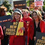 Jane Fonda Leads Fire Drill Fridays