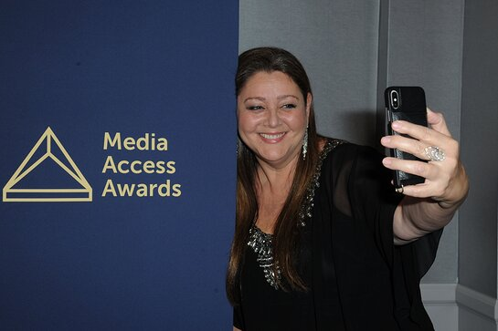 Camryn Manheim attends the 40th annual Media Access Awards in partnership with Easterseals to celebrate the advancement and portrayal of people with disabilities in Hollywood.