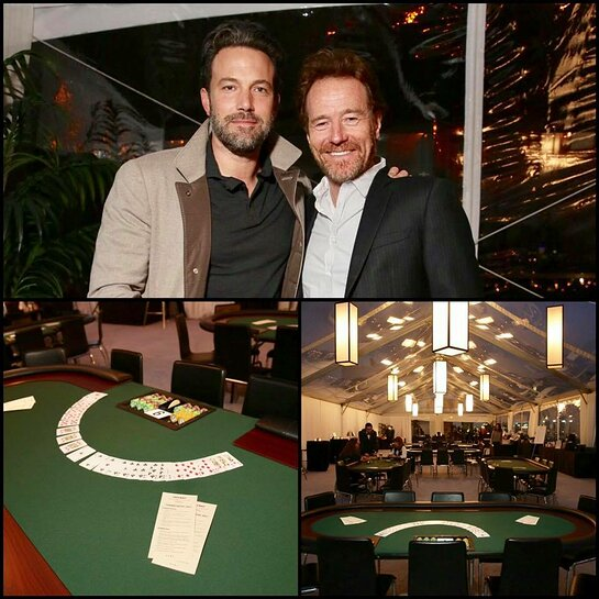 Ben Affleck and Bryan Cranston have attended past Children Mending Hearts events.