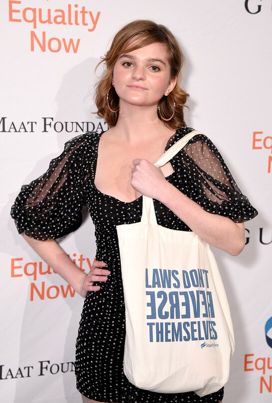 Kerris Dorsey attends the annual Make Equality Reality Gala hosted by Equality Now on November 19, 2019