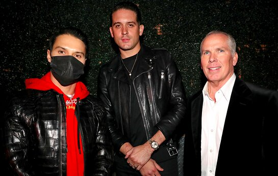 Alec Monopoly, G-Eazy, and Thomas J. Henry