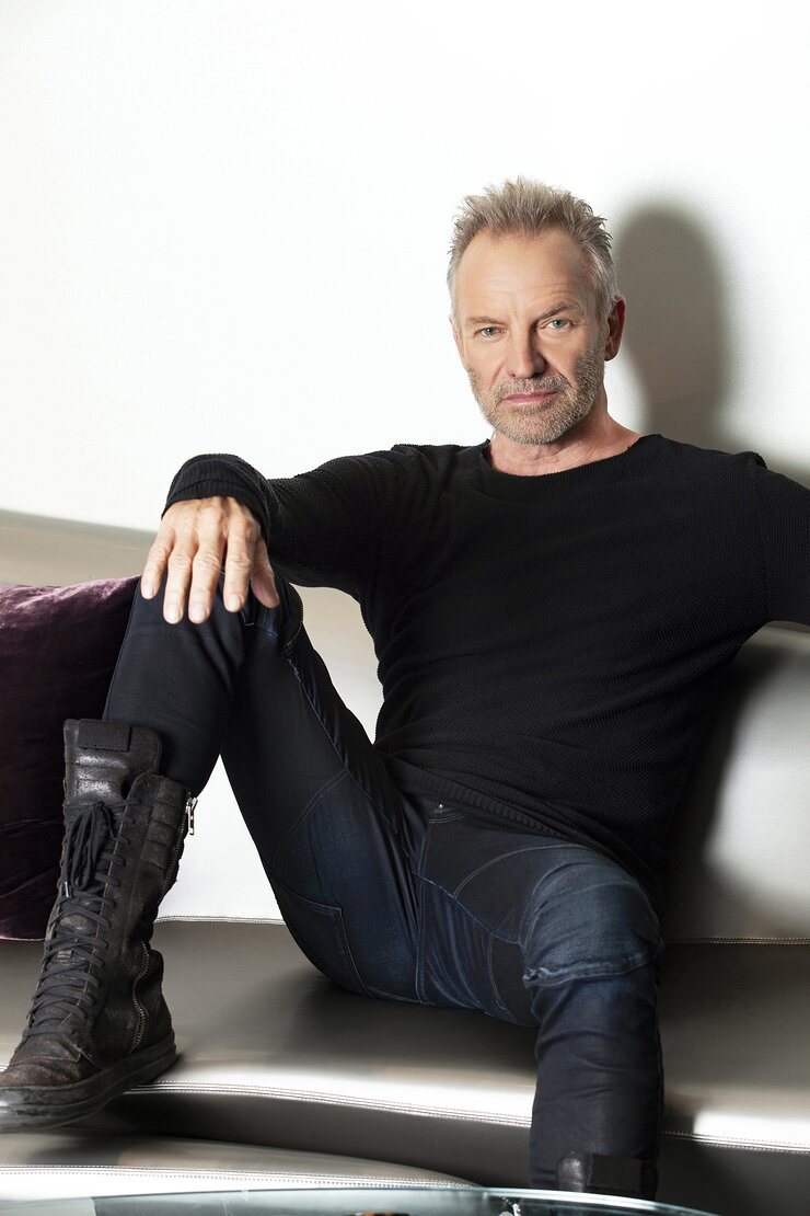 Sting will perform at the Global Citizen Prize Ceremony.