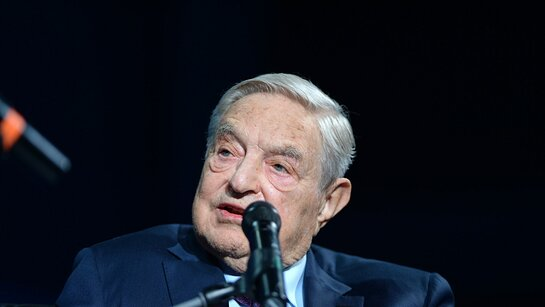 George Soros wants to contribute more in taxes.