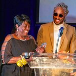Future Honors His Grandmother At FreeWishes Golden Wishes Gala