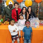 Kardashians, Kris Jenner, and Jermaine Dupri Serve Up Thanksgiving to Families in Need Across the US