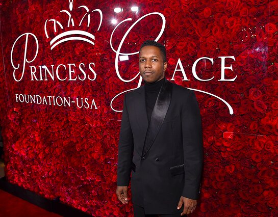 Leslie Odom Jr. Arrives at the 2019 Princess Grace Awards Gala