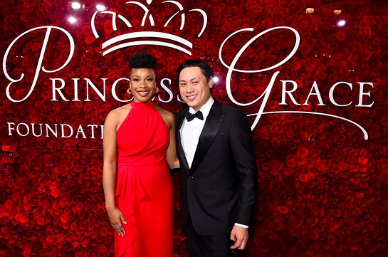 Chinonye Chukwu and Jon M. Chu