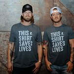 Stars Support Third Annual This Shirt Saves Lives Campaign
