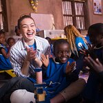 Gigi Hadid Visits Children In Senegal With UNICEF