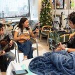 Mackenzie Ziegler Visits UCLA Mattel Children's Hospital