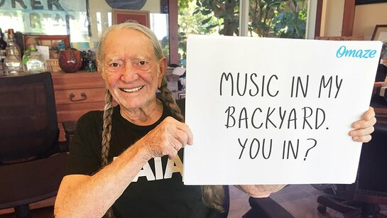 Meet Willie Nelson and See Him Perform at His Texas Ranch