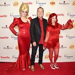 Stars Attend 17th Annual Red Dress Awards