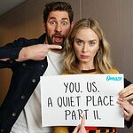 Your Chance To Double Date with John Krasinski and Emily Blunt at Premiere of A Quiet Place II