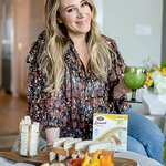 Haylie Duff Encourages Dip and Donate Parties to Support the Fight Against Childhood Cancer