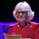 The Duchess of Cornwall Delivers a Speech on Domestic Abuse at the WOW Festival 2020